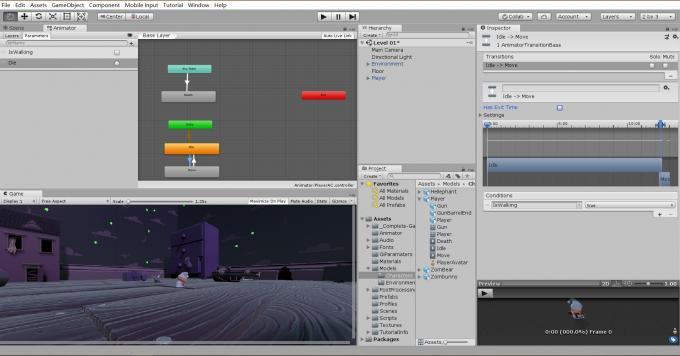【Unity】SetTriggerをスクリプトで遷移させる ...