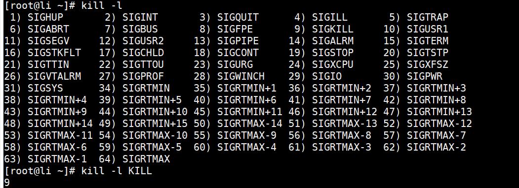 Linux程序与进程及其管理工具