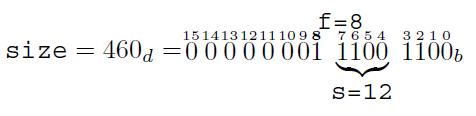 TLSF算法(一)分配中的位图计算